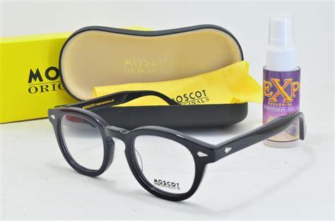 Frame Kacamata Moscot Lemtosh Two Tone terjual kacamata frame moscot mirip ori lemtosh yukel