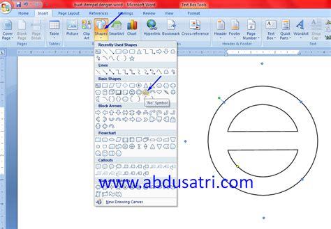 membuat logo dengan word cara membuat stempel dengan microsoft word danish f