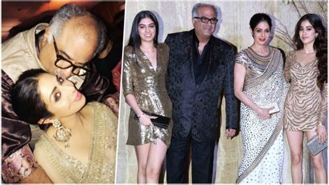 sridevi family sridevi s family life in pictures bollywood actress with