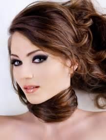 30 sweet dark brown hair with caramel highlights creativefan