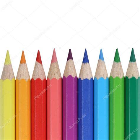 imagenes de utiles escolares lapiz l 225 pices de colores en una fila con copyspace 250 tiles