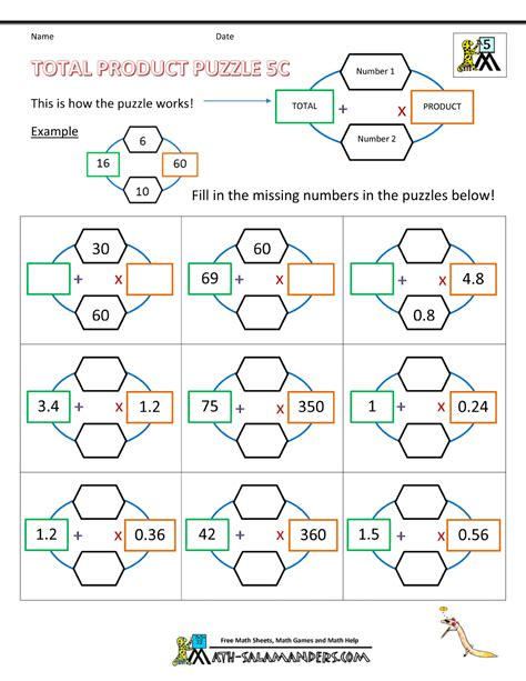 printable division games 5th grade multiplication and division challenge worksheets maths