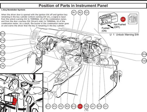 how to remove key ignition warning buzzer