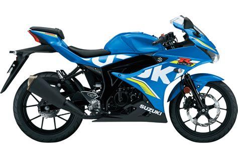 Motorrad Suzuki Preise by 125er Motorrad Suzuki Gsx R125 Abs Technische Daten