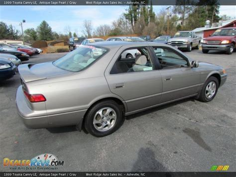 1999 Toyota Camry Le 1999 Toyota Camry Le Antique Pearl Gray Photo 3