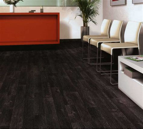 Black Wood Laminate Flooring Black Laminate Wood Flooring Feel The Home