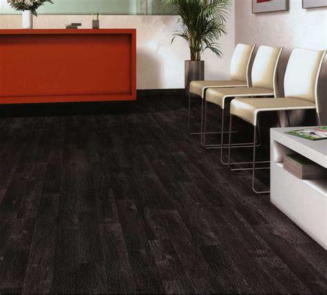 Black Hardwood Flooring Decor For Upscale Homes   Wood