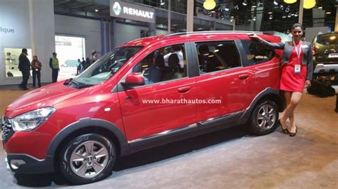 renault lodgy modified renault lodgy edition eolab sport rs 01 debuts at