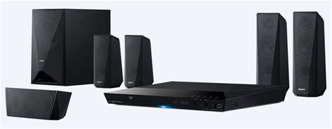 Home Theater Sony sony dav dz650 5 1 channel dvd home theater system