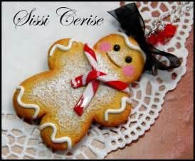 sautoir biscuit sable bonhomme de noel   mme pain depice noel biscuits  sables