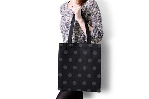 black tote bag mockup black tote bag mockup psd by maddyz thehungryjpeg com