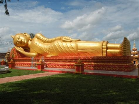 giant reclining buddha giant reclining buddha when he s lying down like this it
