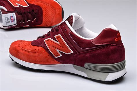 new balance 576 two tone made in shoes low