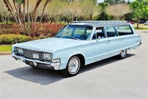 1965 Chrysler Station Wagon 1965 Chrysler New Yorker Wagon Bring A Trailer