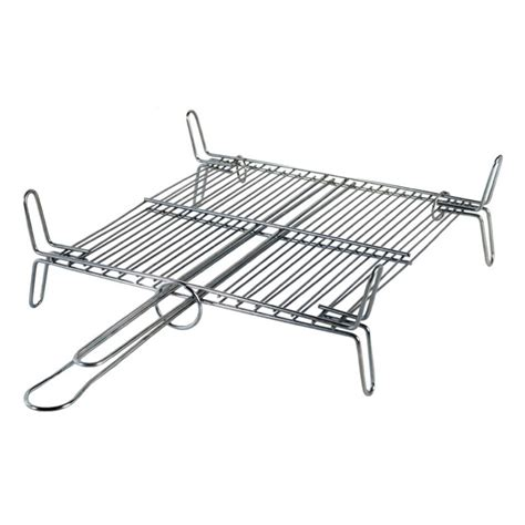 Grille Barbecue Inox by Grille 224 Barbecue En Inox 30x35cm Nettoyage Facile