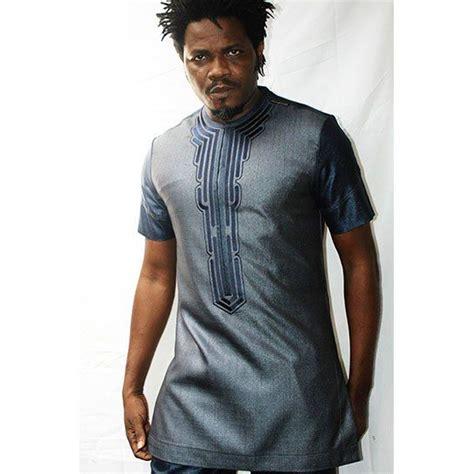 men african attire shy men african fashion clothing short sleeve kipfashion