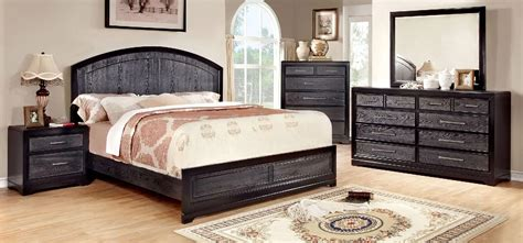 Black Cal King Bed Frame Gray And Black Cal King Bed Frame