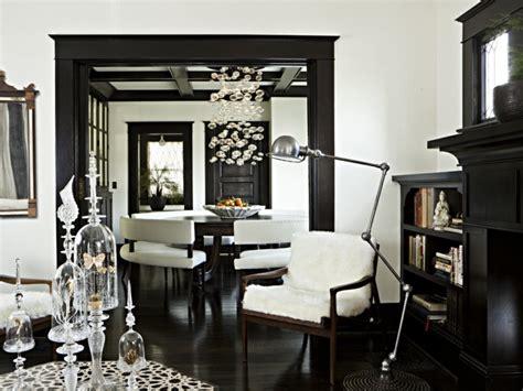 imagenes en blanco y negro para decorar blanco y negro 50 ideas para el sal 243 n moderno y elegante