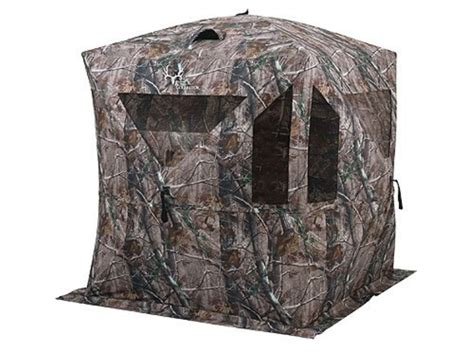 Ameristep Bone Collector Ground Blind 75 X 75 X 69 Mpn 3297 Camo Bone Collector