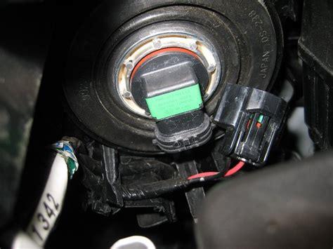 mazda 3 headlight bulb change mazda mazda3 headlight bulbs replacement guide 009
