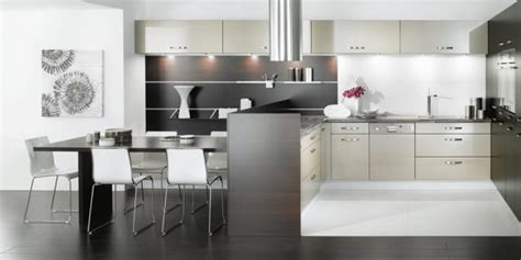 black and white kitchen decorating ideas virtuv范s dizainas juoda balta nam蟲 dizainas