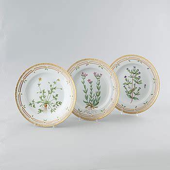 Ry Royal St Flora porslin serviser keramik bukowskis bukowskis