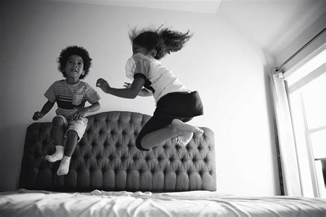 babies jumping on the bed my antidote for baby fever cherish365