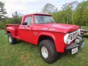 sell used 1967 dodge power wagon w 440 motor auto