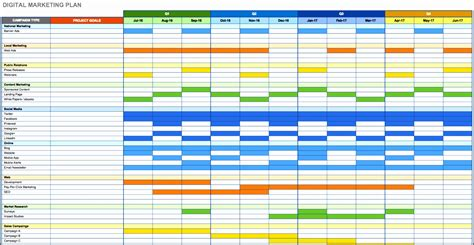 table  contents template  excel sampletemplatess