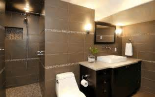 glass tiles ceramic brown mixing and porcelaine bathroom tile design ideas best layout