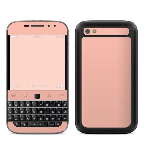 Pch Order Status - blackberry classic skin solid state peach by solid colors decalgirl