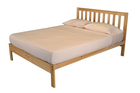unfinished queen headboard unfinished platform bed with headboard the futon store