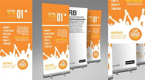 design roller banner flatbed uv digital printing estate agent boards roller
