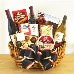 wine gift baskets california creations wine gift basket gift baskets by occasion at hayneedle