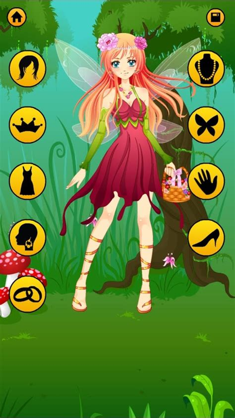 Anime Dress Up by Anime Dress Up For