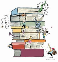 Image result for High School library clip art