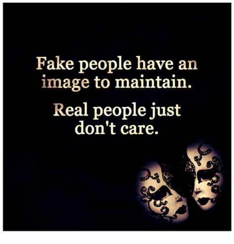 Fake People Memes - fake people have an image to maintain real people just don