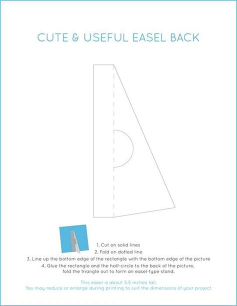 easel card template 17 best images about crafts on creative things