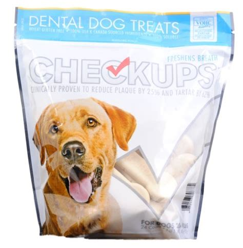 checkups dental treats checkups dental treats 24ct 48 oz for dogs 20 pounds price reviews user