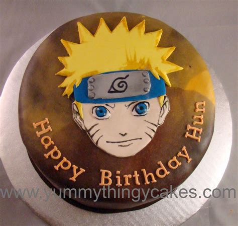 Kids Birthday Decorations At Home by Yummy Thingy Naruto