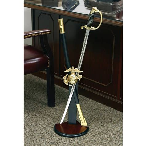 sword display stand commemorative saber and sword display stands sword