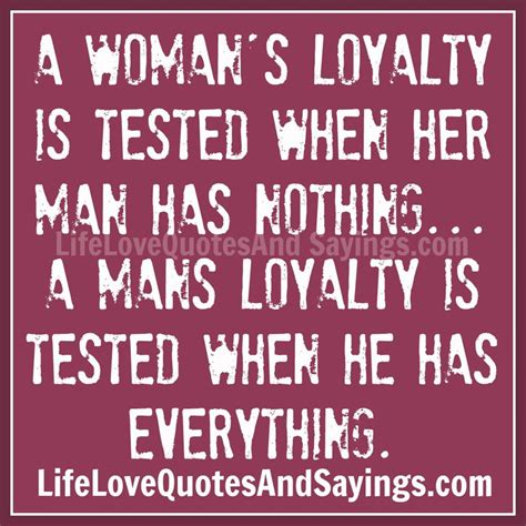 quotes and loyalty loyalty quotes quotesgram