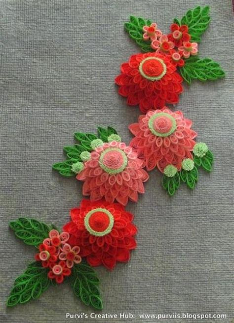 quilling designs amazing paper quilling patterns and designs life chilli