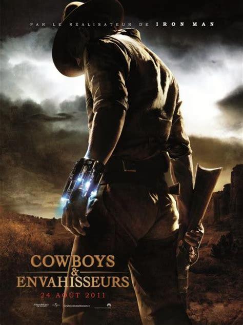 film cowboy mars cowboys envahisseurs l affiche fran 231 aise du film