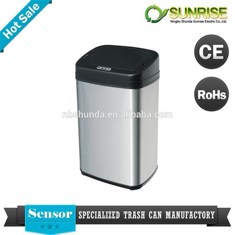 Automatic L Sensor by Touchless 20l Automatic Sensor Dustbin Safe And Clean
