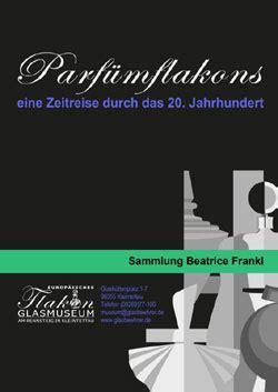 glashütte museum flacon collectors club