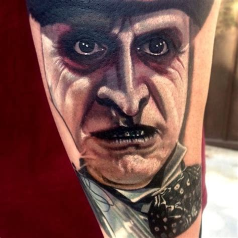 batman returns tattoo batman returns the penguin tattoo tattoos pinterest