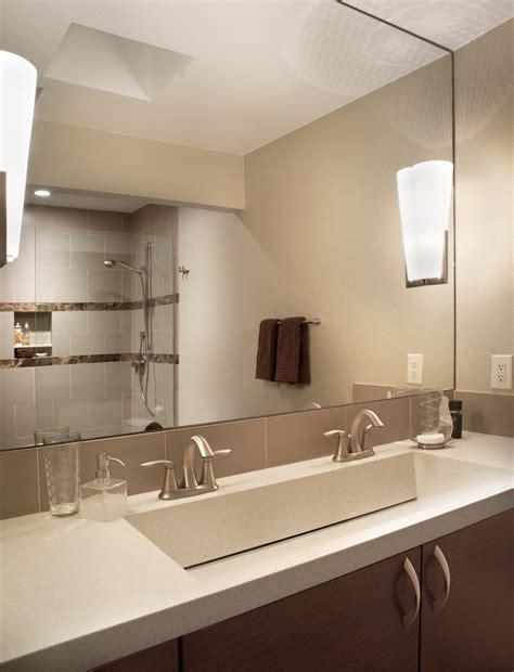 Bathroom Sink Backsplash » Home Design 2017