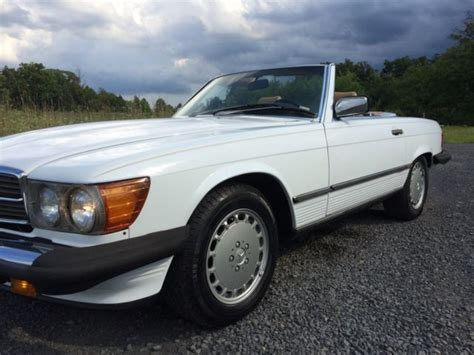 auto body repair training 1988 mercedes benz sl class on board diagnostic system 1988 mercedes benz 560 sl 107 body 2 tops white tan 61k miles 22500 make offer