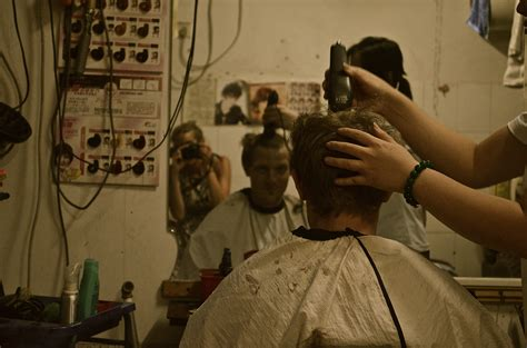 woman shave barber shop german women head shave hairstyle gallery
